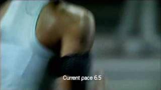 Sofia Boutella Nike Plus