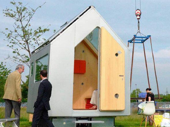 Renzo Piano's Diogene Renzo piano, Small house, Architecture