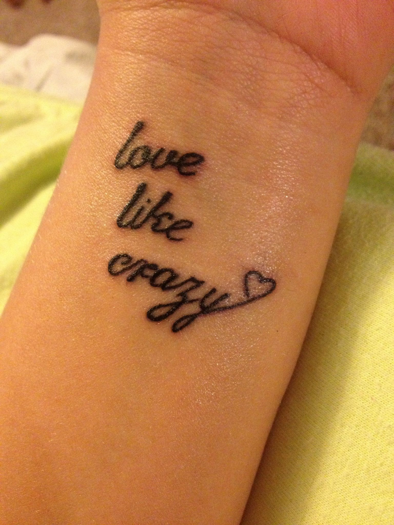 Tattoos Love Quotes Love Like Crazylee Brice  Tattoos  Pinterest  Lee Brice And