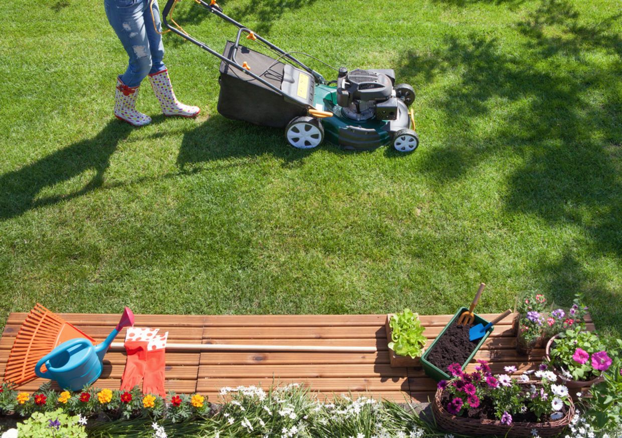 5 Ways to Care for Your Lawn and Save Water at the Same Time is part of lawn Maintenance Water - Keep grass healthy and hydrated with these environmentallyfriendly tips