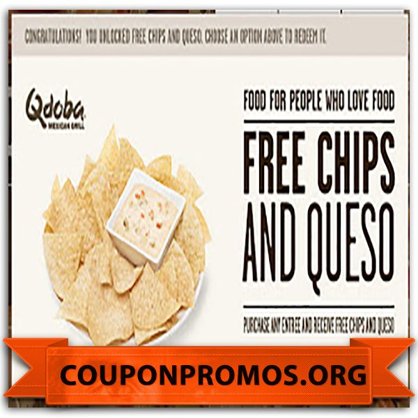 photograph relating to Qdoba Printable Coupons named free of charge printable qdoba coupon codes for January January Discount codes