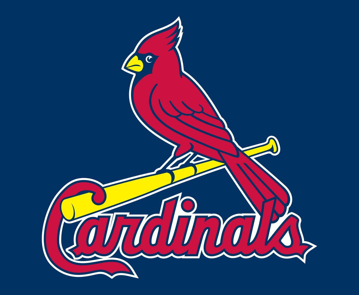 St Louis Cardinals Logo Color Mlb Logos Mlb Team Logos St Louis Cardinals