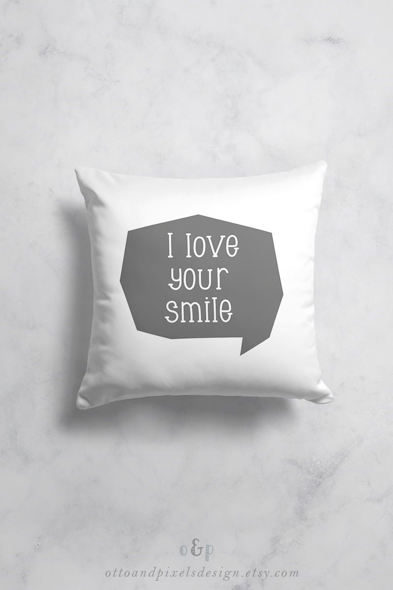 Quote Pillow For Kids Rooms By Otto And Pixels This Cutie Is
