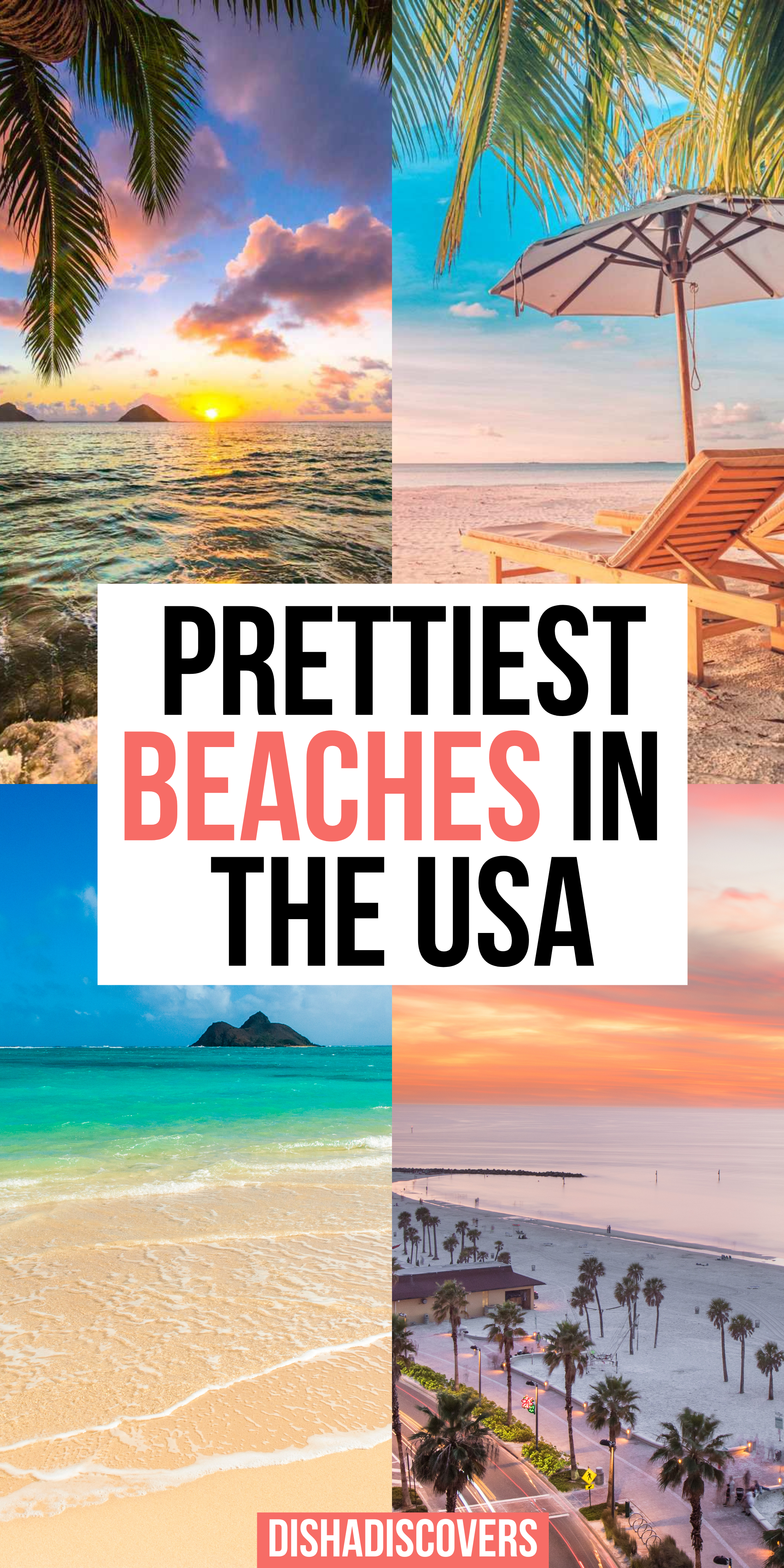 Best Beaches In The Usa 16 Breathtaking Shorelines In 2021 Best Beaches To Visit Us Vacation Spots Usa Beaches