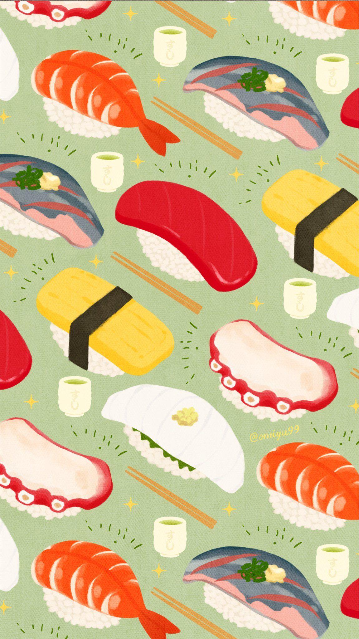 ジャニ 壁紙 寿司 関 お