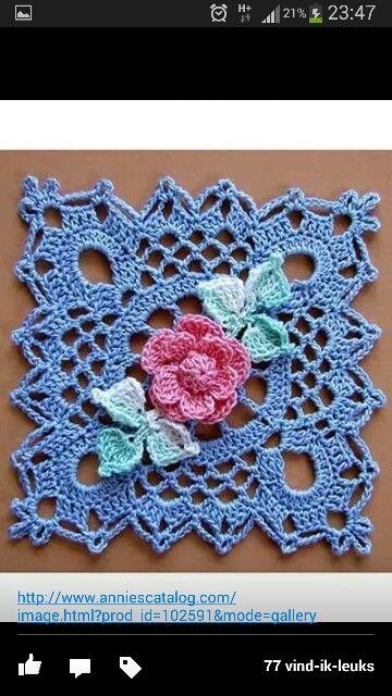 Pin von Lisa Bryant auf Your Favorite Crochet Things   Pinterest ...