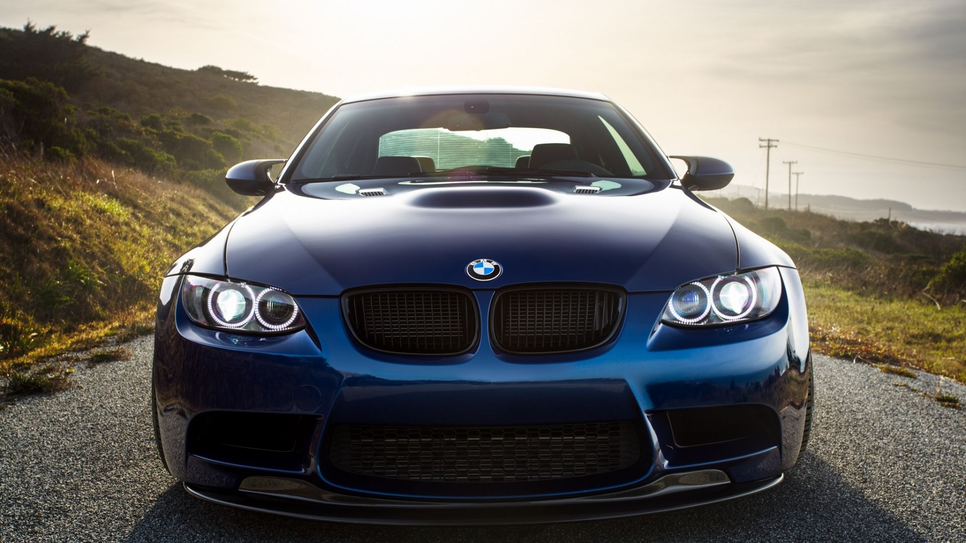 bmw m3 e92 blue in 2020 (With images) Bmw iphone