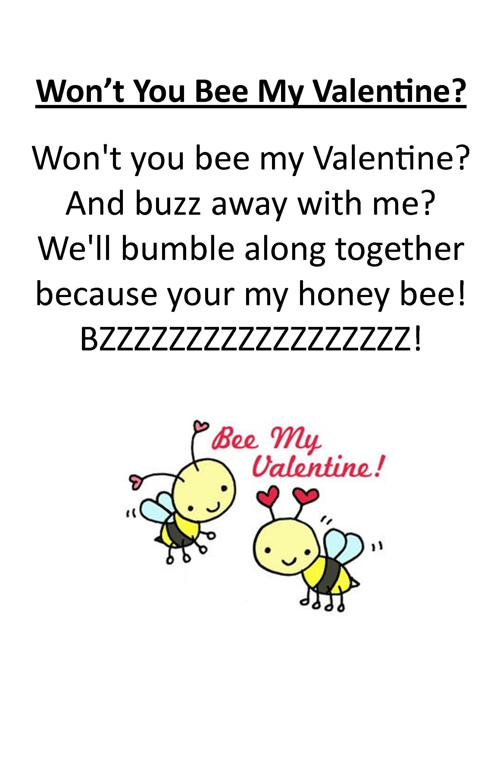children songs itty bitty rhyme wont you bee my valentine - Preschool Valentine Songs