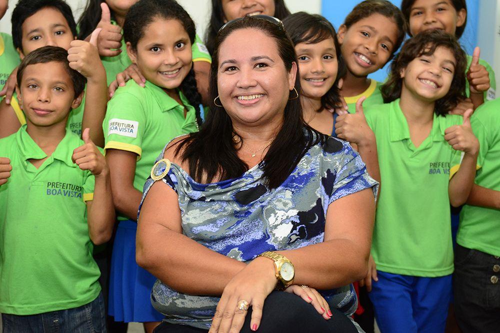 Professora municipal representará Roraima em curso de formação em Brasília #prefeituraboavista #boavista #roraima #pmbv