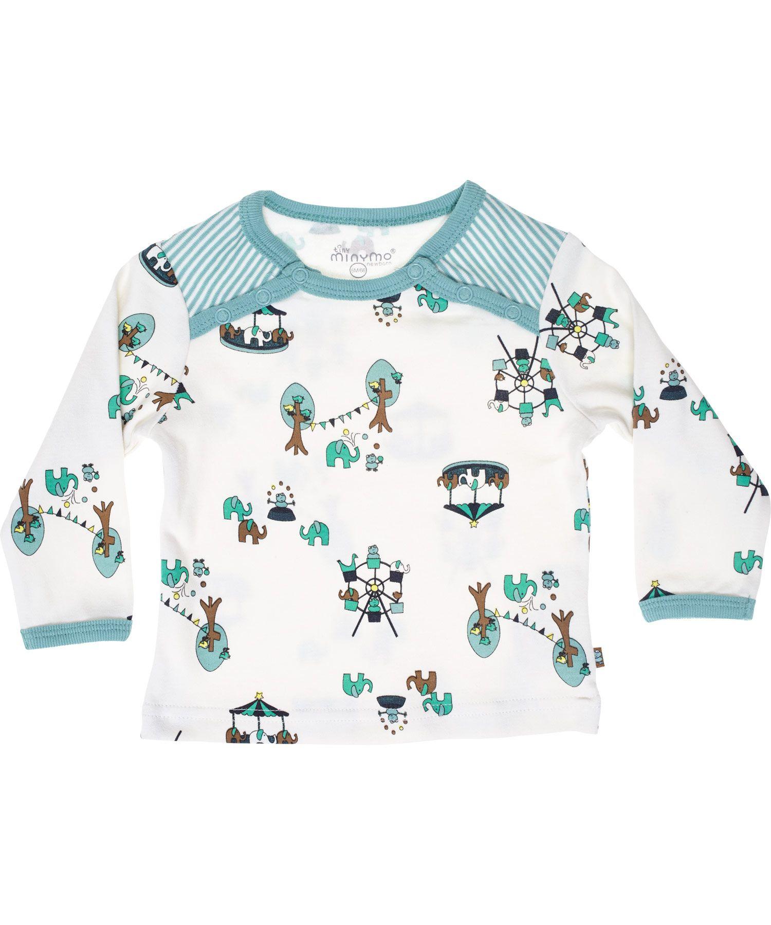 35673e352 Minymo cute circus theme baby t-shirt | Kids Clothing | Kids outfits ...