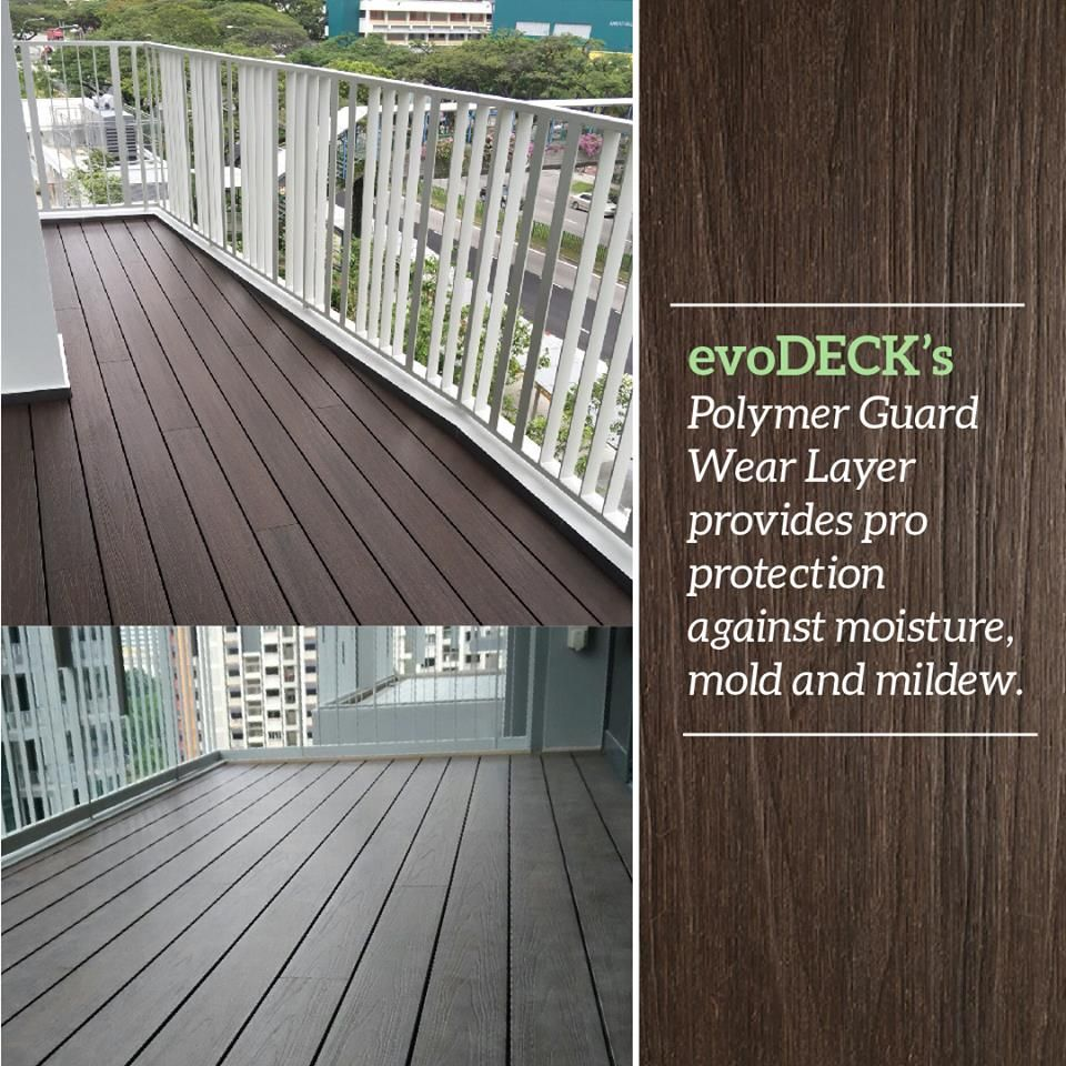 Rain Protection Balcony