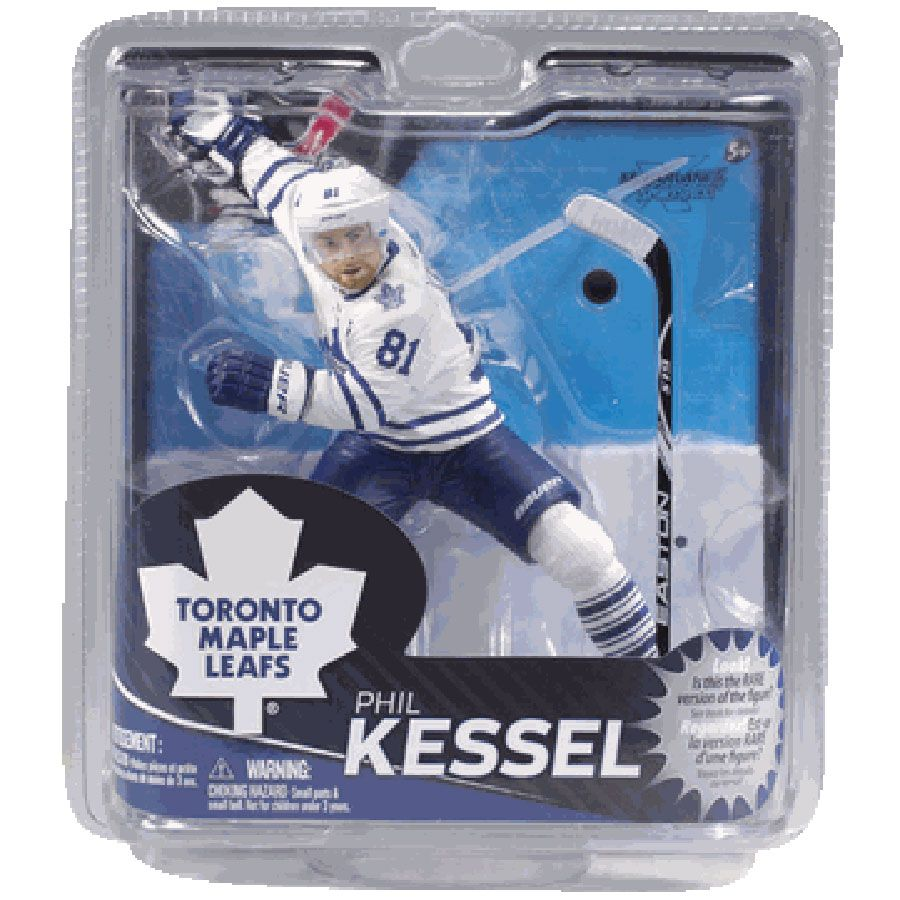 Mcfarlane Toys Phil Kessel Toronto Maple Leafs Series 31 Nhl Figure Chase White Uniform White Philkes Toronto Maple Leafs Maple Leafs Phil Kessel