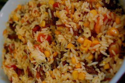 1ªparte Arroz Preguicoso Ingredientes 100 Gramas De Queijo