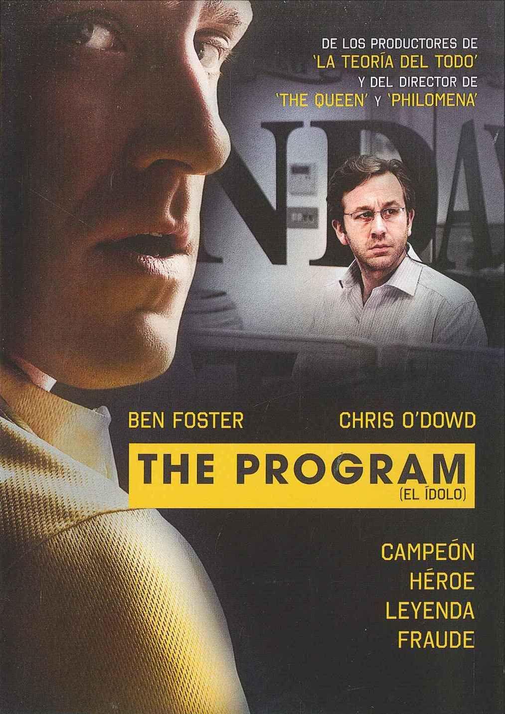 """""""The program"""" (El ídolo) (2015) Reino Unido, dirigida por"""