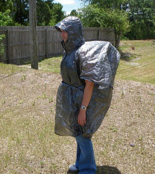 Zpacks Ultralight Backpacking Gear Cuben Fiber Rain Poncho Trail Hiking Gear Ultralight Backpacking Gear Backpacking Gear