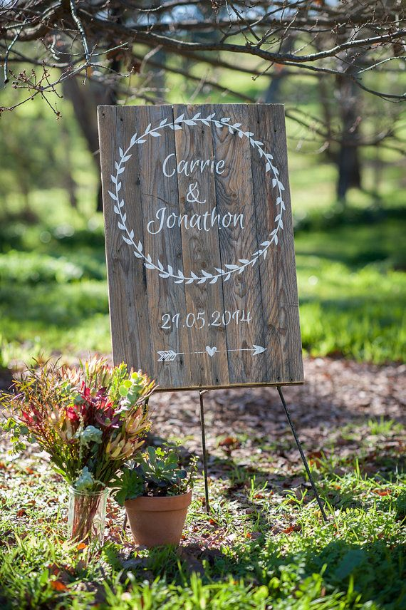 130 From Australia Recycled Wooden Timber Wedding Engagement