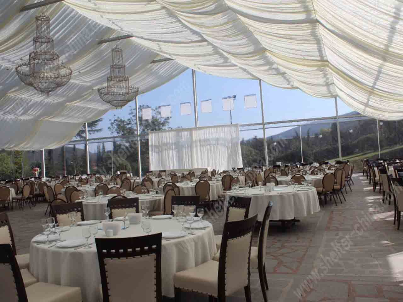 Wedding tent decorations ceiling google search wedding marquee wedding tent decorations ceiling google search wedding marquee decor pinterest wedding tent decorations tent decorations and weddings junglespirit Gallery
