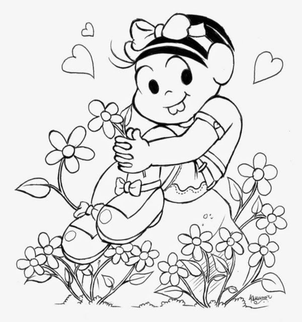 desenhos para pintar desenhos para meninas colorir e imprimir
