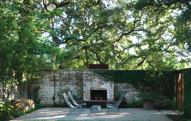 Delightful Bridle Path Residence Designed By Ten Eyck Landscape Architecture From  Austin, Texas. Photo By