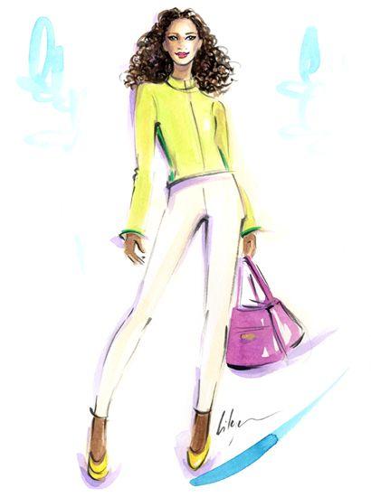 Right On Lime! by Jennifer Lilya