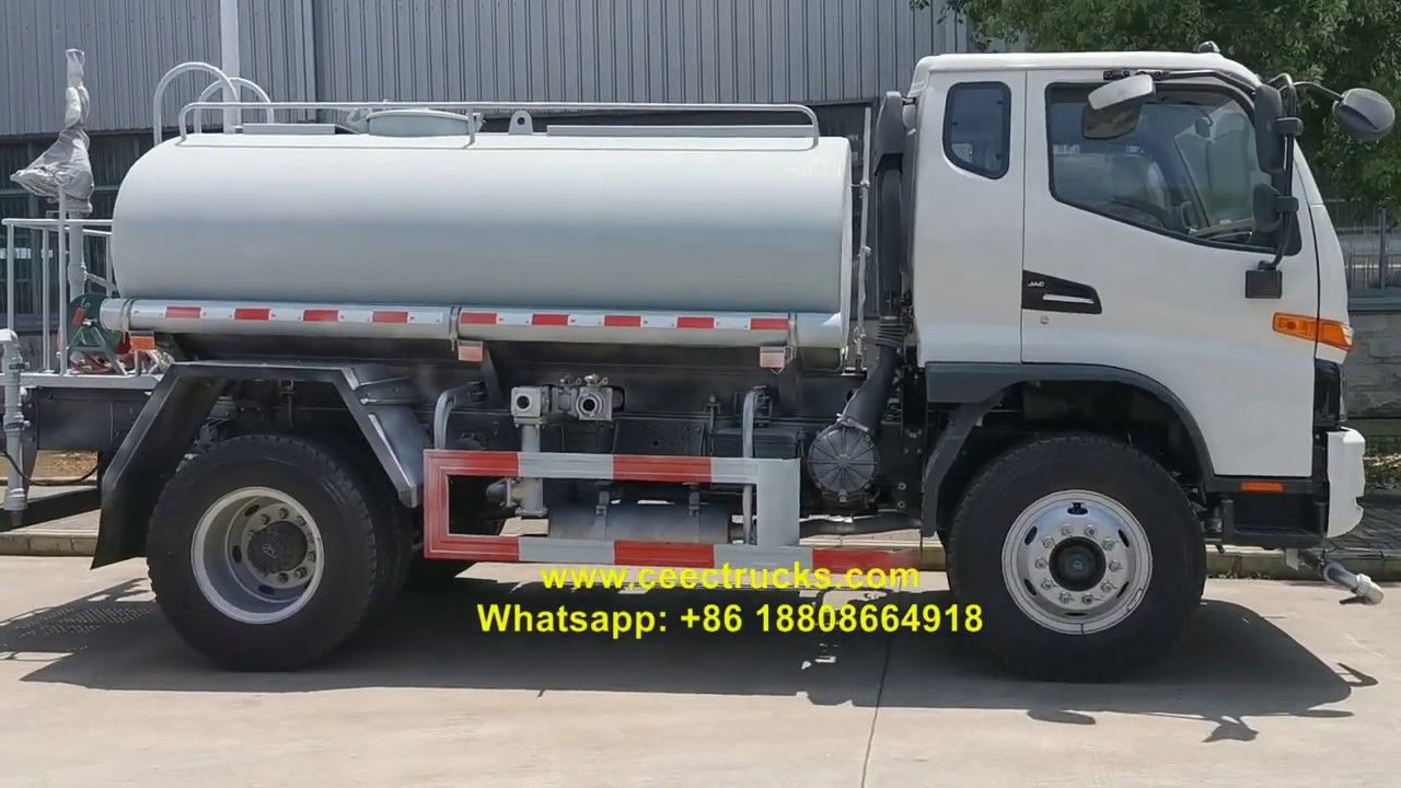 How To Find A Good Quality Water Tanker Truck With Cheapest Price