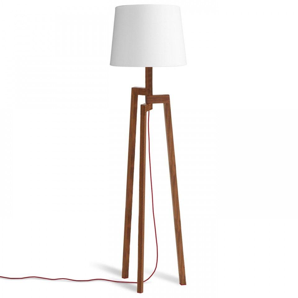 Stilt Floor Lamp Wooden Tripod Floor Lamp Tripod Floor Lamps