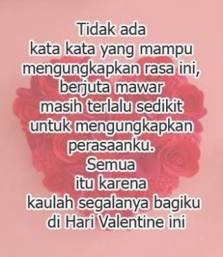 Gambar Kata Ucapan Hari Valentine Yang Romantis Dan Lucu Berita Terupdate Hari Ini Hari Valentine Kata Kata Mutiara Valentine