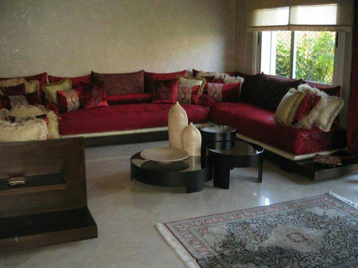 Pin de lina hayek en decoracion marroqui pinterest decoraci n marroqu salones y decoraci n - Casas marroquies ...
