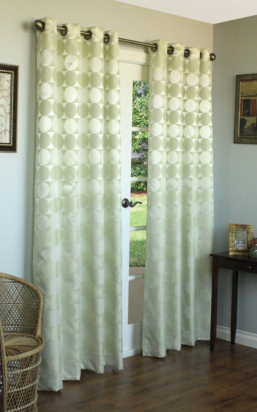 Curtain Bath Outlet Hologram Grommet Curtain Tab Grommet