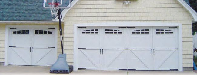 Courtyard Collection Garage Doors By Overhead Door Garage Doors Carriage House Doors Garage Door Design
