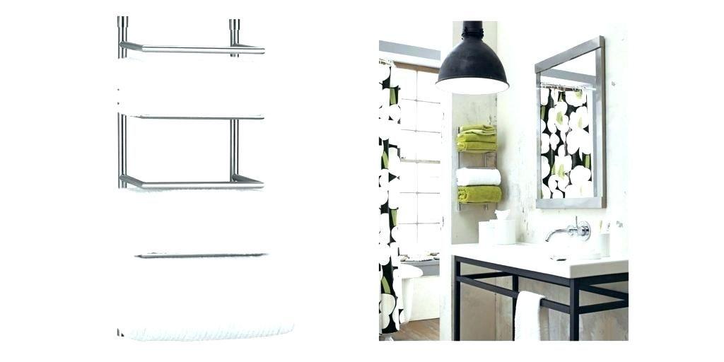 Standard Height Of Towel Bar In Bathroom Modern Bathroom Design Towel Storage