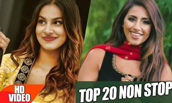 Top 20 Non Stop Punjabi Songs 2017 Love Mashup DJ Danish Karza Gippy Grewal Desi Routz