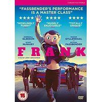 Frank [DVD] by Michael Fassbender