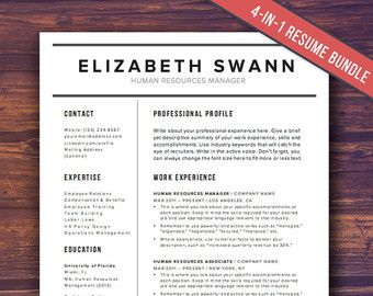 Resume Template Word Free Cover Letter CV Template Teacher