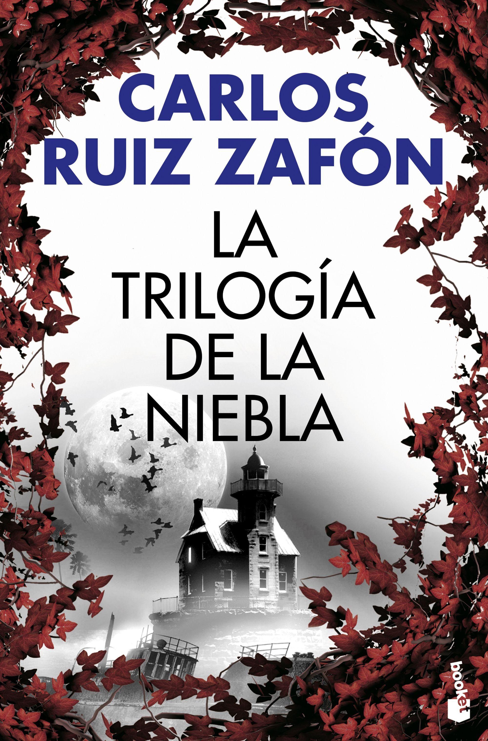 La Trilogia De La Niebla Carlos Ruiz Zafon Comprar Libro Trilogía Carlos Ruiz Niebla