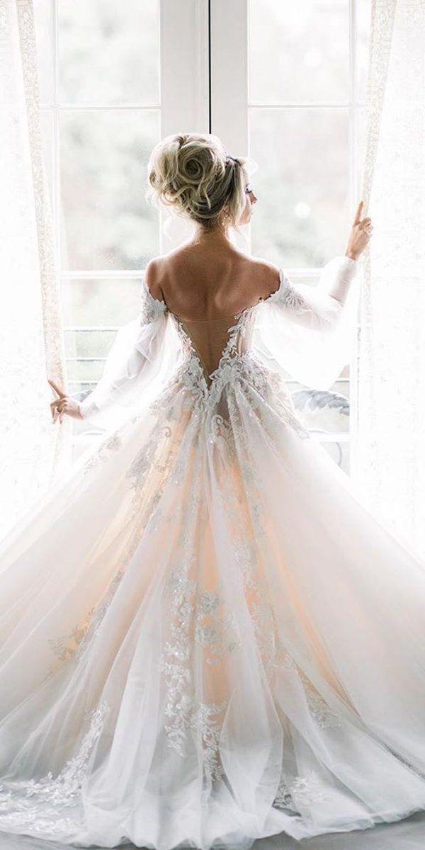 36 Chic Long Sleeve Wedding Dresses – Dress