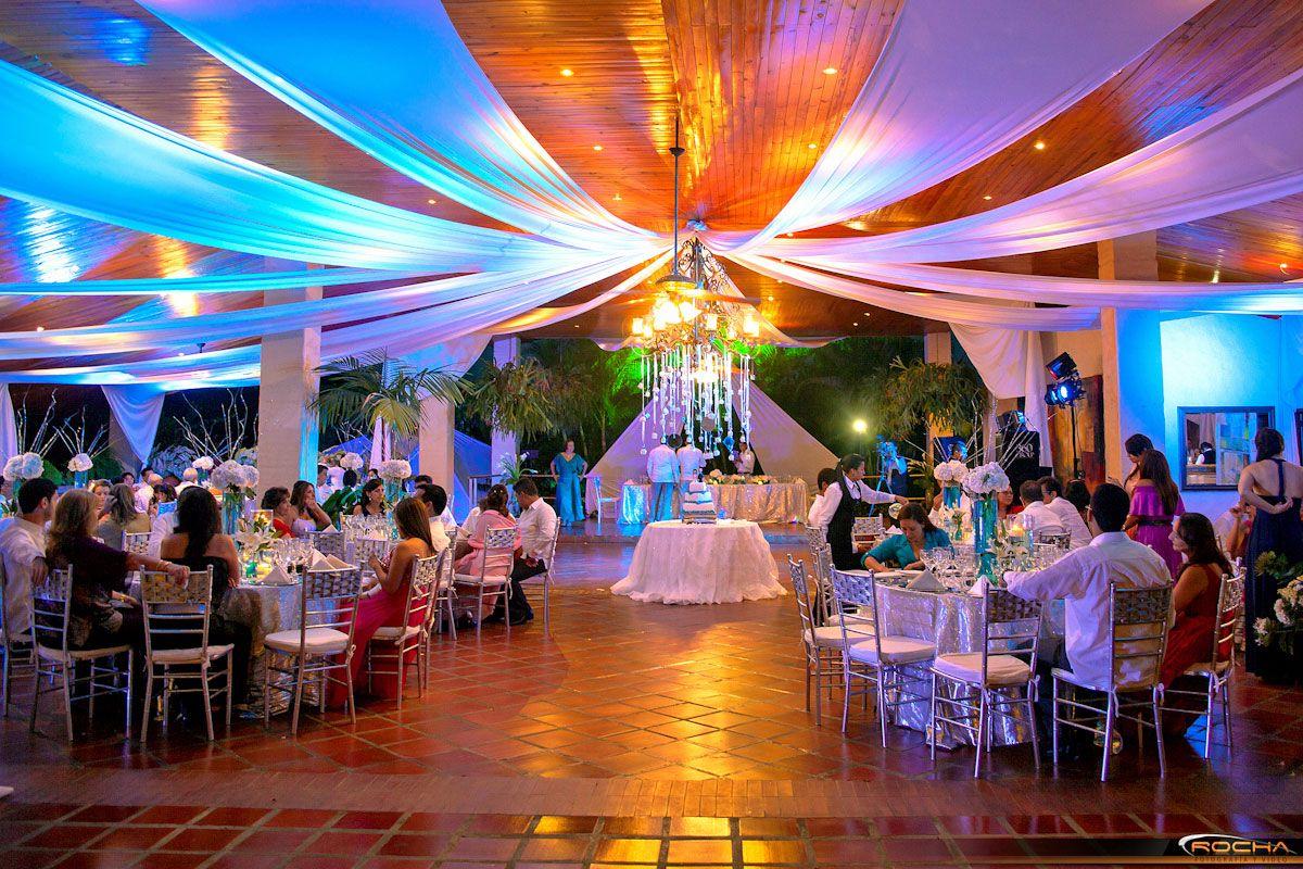Decoración de bodas.