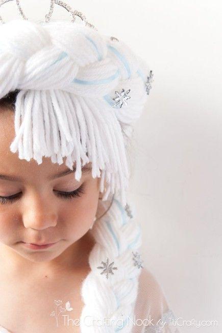 Frozen DIY Elsa's Braid | Your Favorite Tutorials | Pinterest