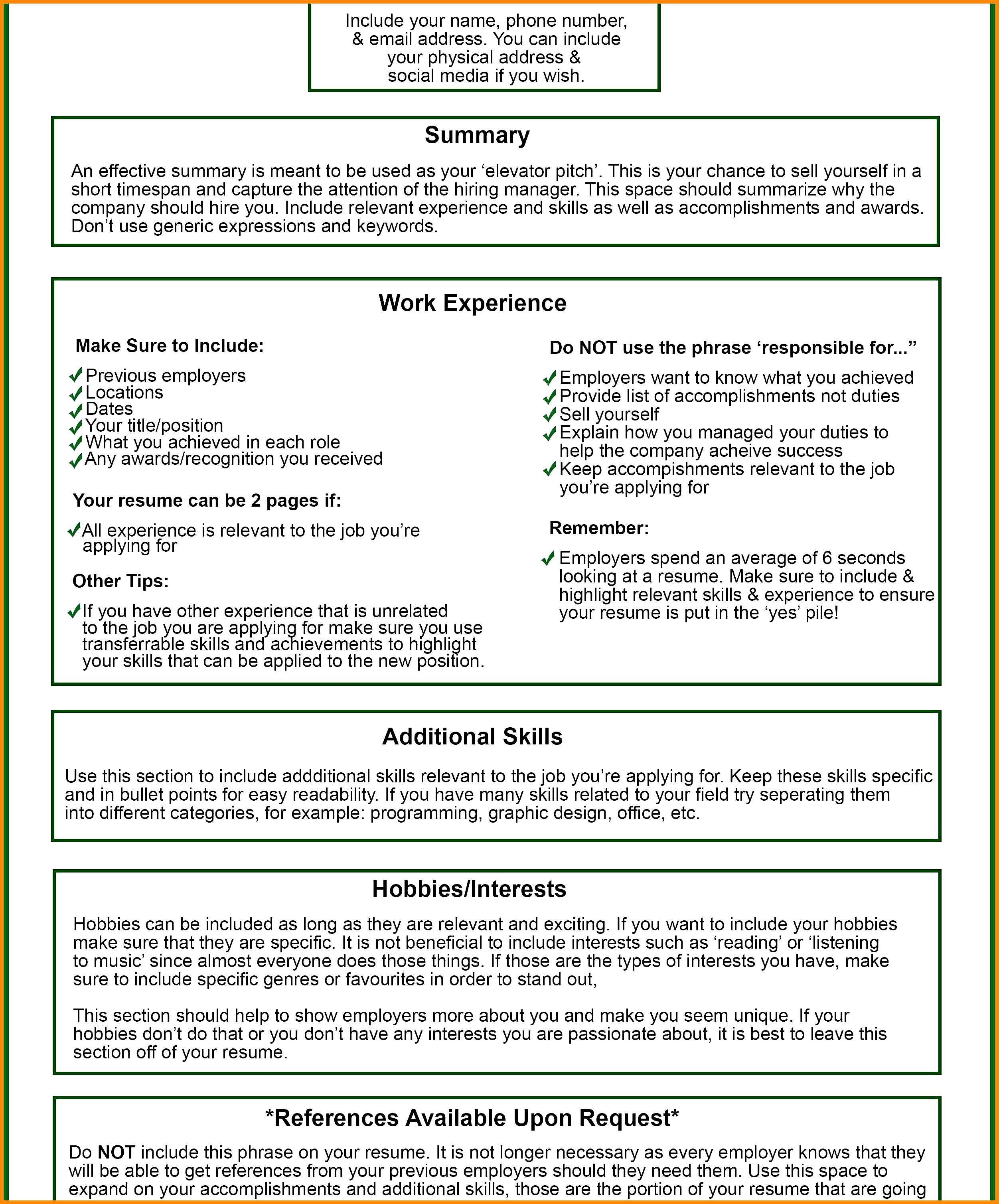 Social Worker Resume Summary Beautiful Fresh Examples Resumes Ecologist Resume 0d What To Include