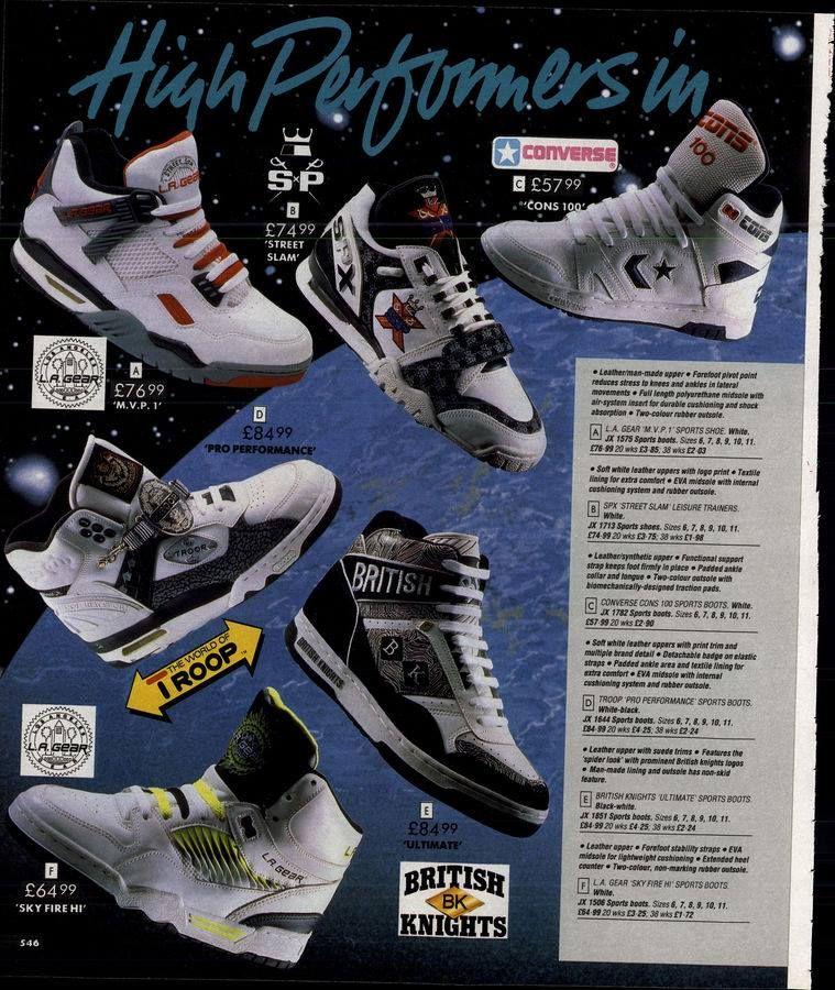 4bef0dbdf25dda TROOP vintage catalog  SPX  BK  LAGear  Cons