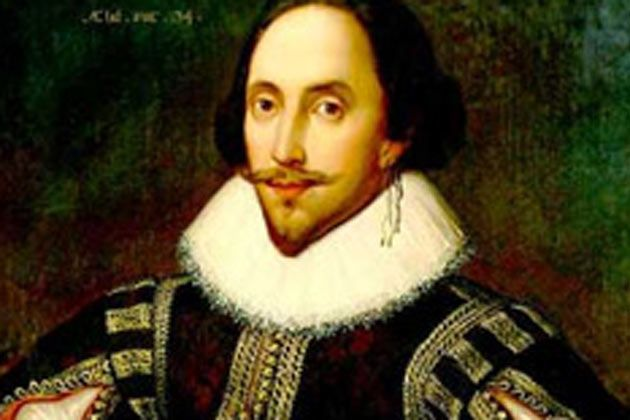 23 апреля родился известный человек, английский драматург и поэт Уильям Шекспир (1564-1616)