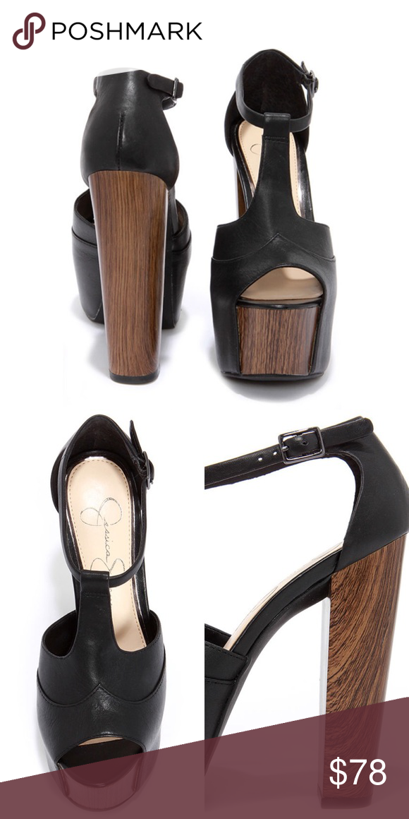2c015c4ce9c Jessica Simpson 'Dany' Platform Heel Worn twice, these shoes are ...