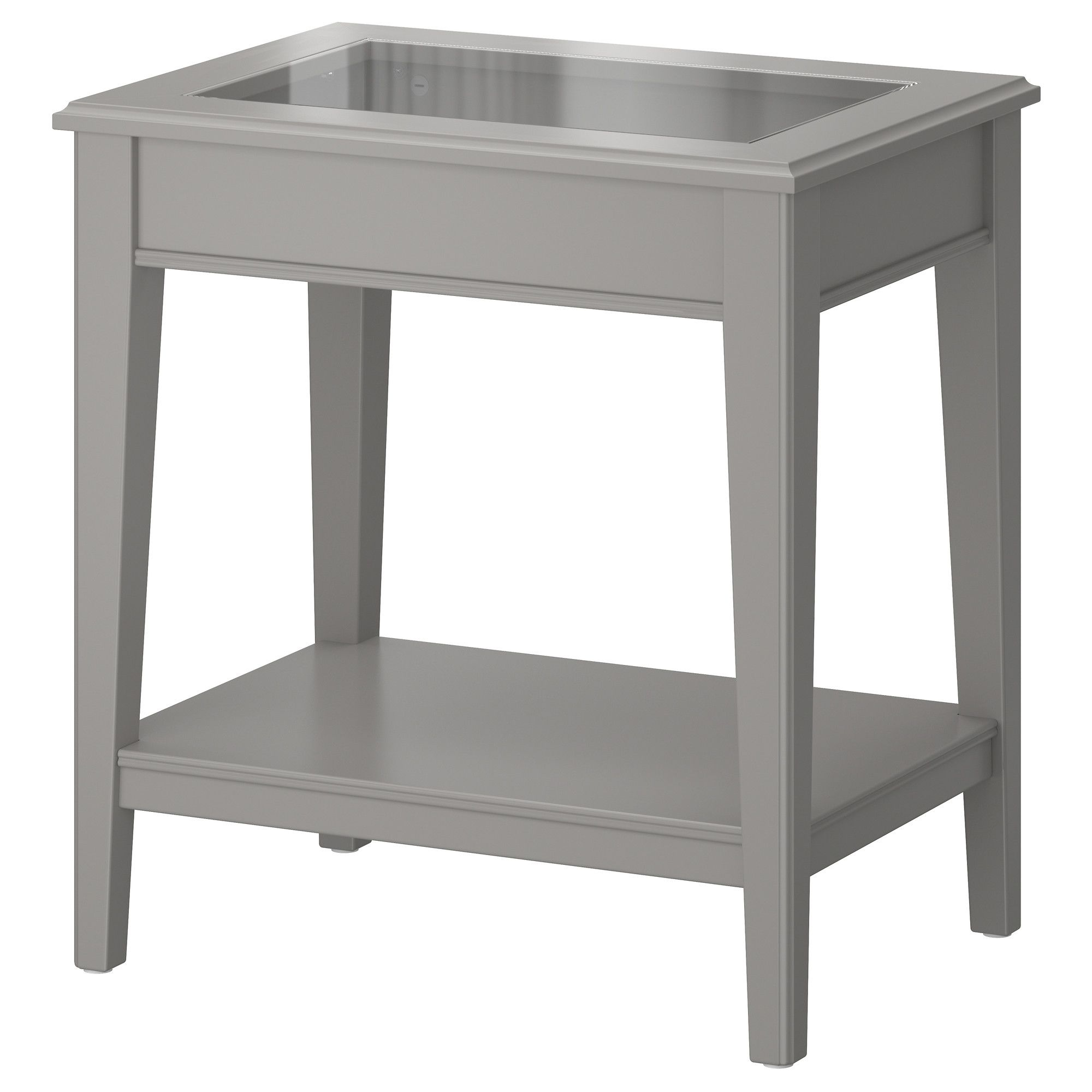LIATORP Side Table   Gray/glass   IKEA (alternate Layout)