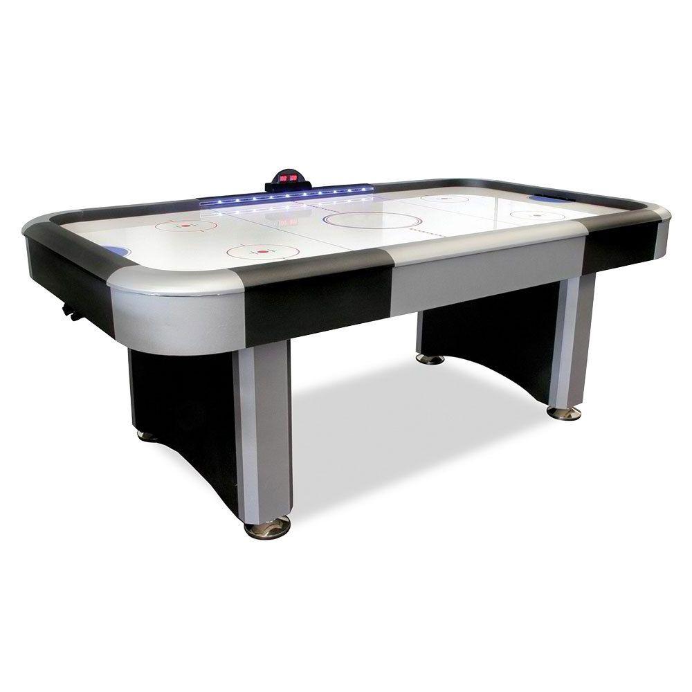 Atomic G03510w Blazer 7 Air Hockey Table Air Hockey Table Games Furniture