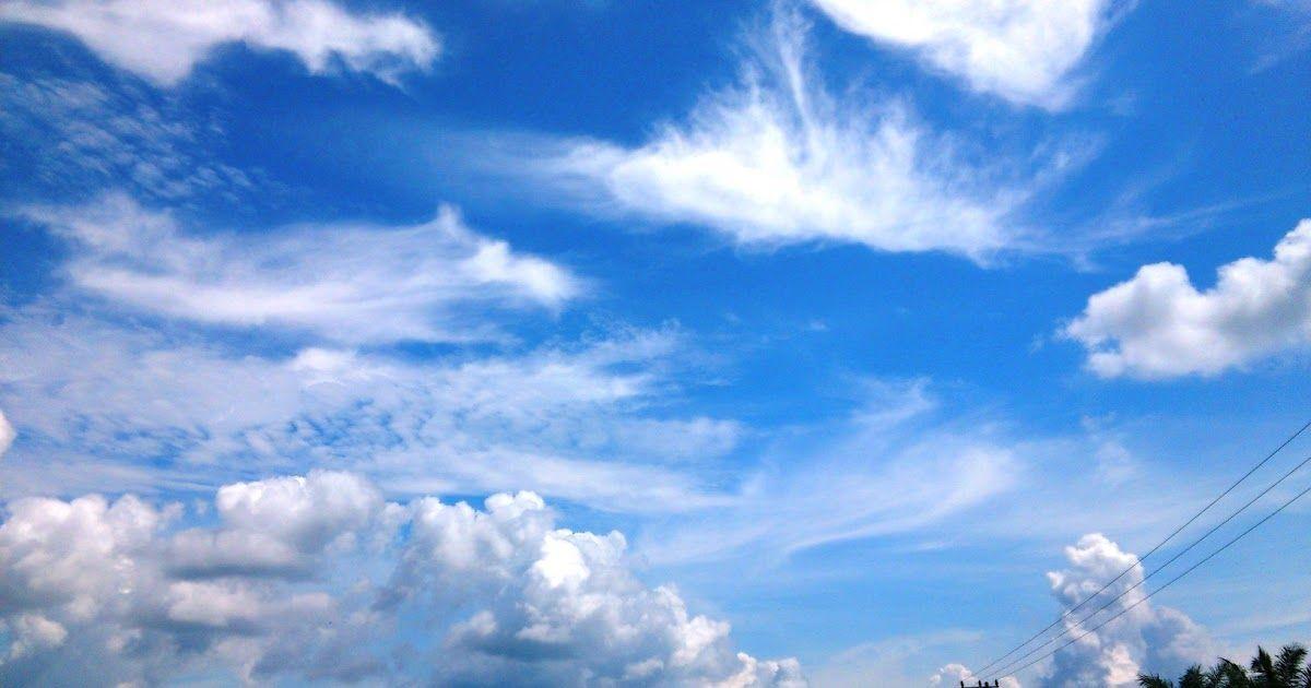 Pin Oleh Pemandangan Alam Di Pemandangan Alam Wallpaper Clouds Dan Sky