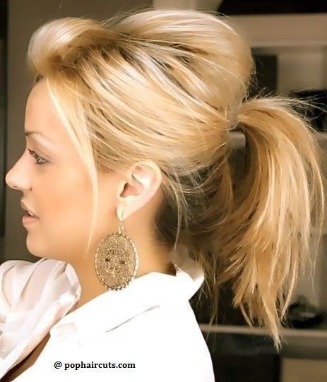 16++ Coiffure rock femme cheveux mi long inspiration