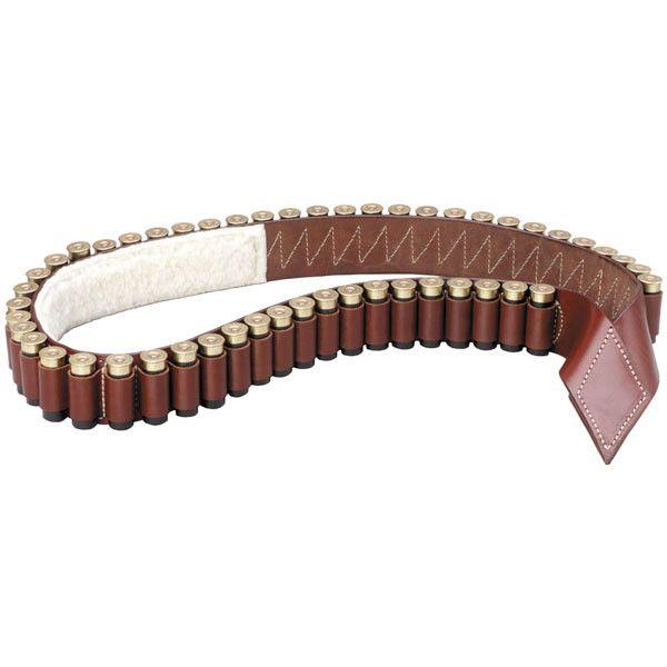 Gun Holsters and Gun Magazines by Triple K :: #208 Shotgun Bandolero