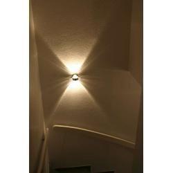 Photo of Top Light Puk Wall Outdoor Wandleuchte anthrazit Linse klar / Glas matt Top LightTop Light