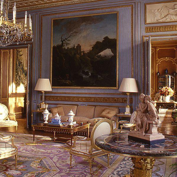 D cor em paris de alberto pinto sala de estar for Decoracion de interiores paris