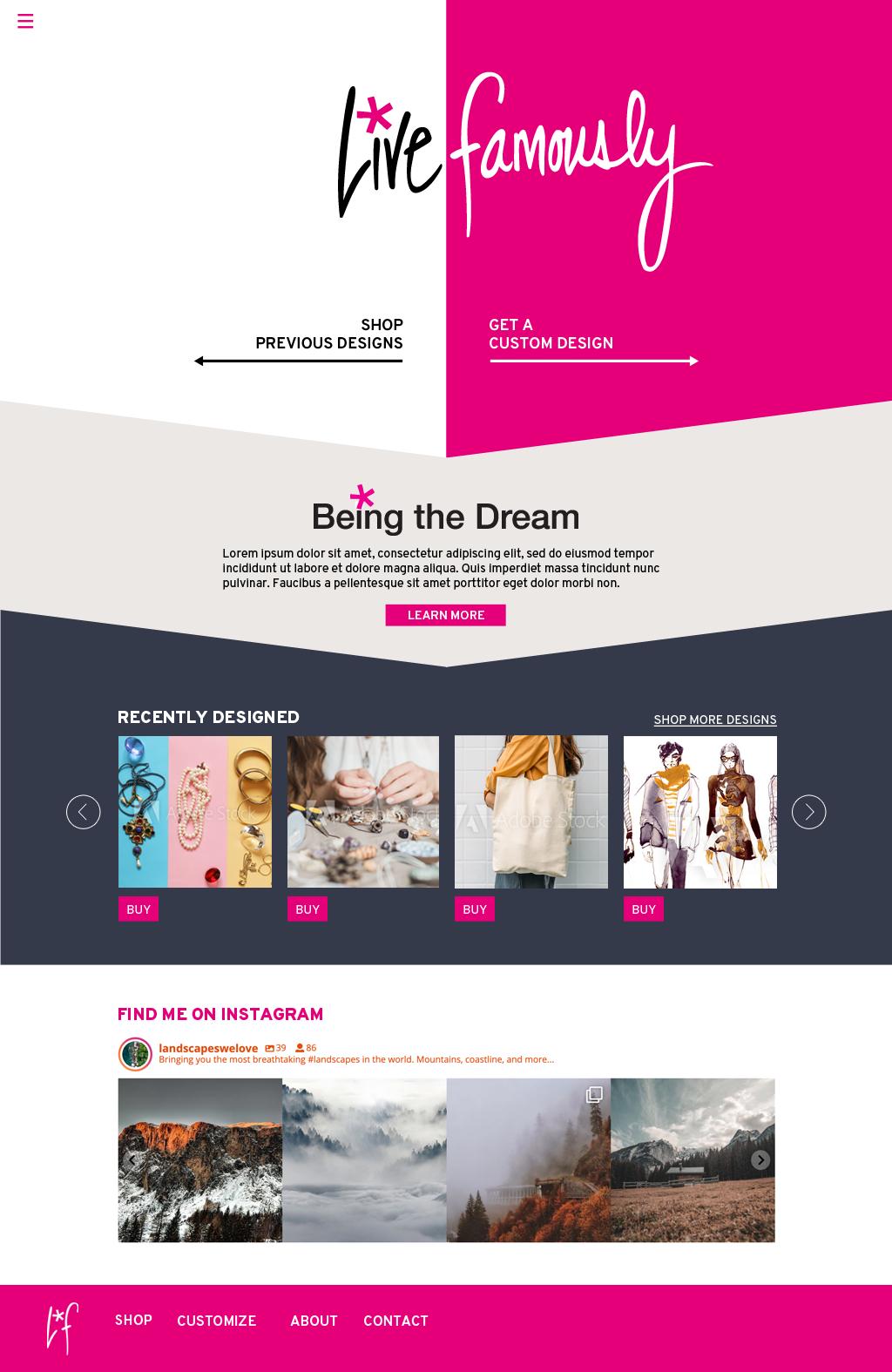 Pin By Ambreen Adnan On Web Designing In 2020 Web Design Custom Design Design